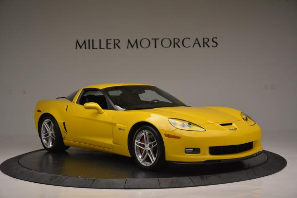 Used 2006 Chevrolet Corvette Z06 Hardtop for sale Sold at Aston Martin of Greenwich in Greenwich CT 06830 10