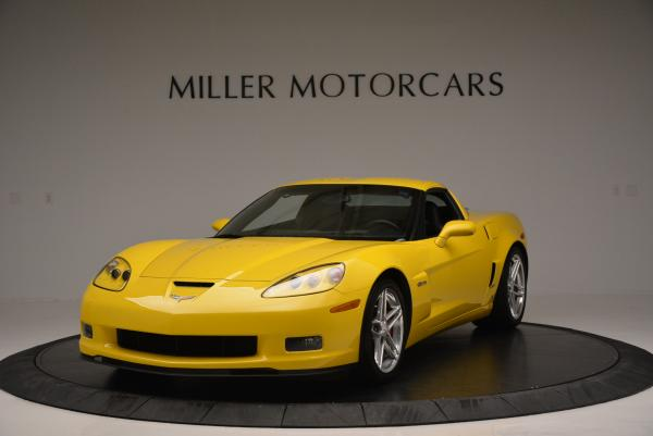 Used 2006 Chevrolet Corvette Z06 Hardtop for sale Sold at Aston Martin of Greenwich in Greenwich CT 06830 2