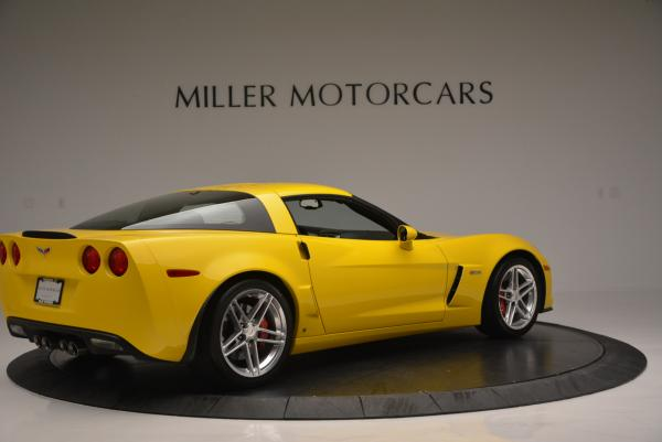 Used 2006 Chevrolet Corvette Z06 Hardtop for sale Sold at Aston Martin of Greenwich in Greenwich CT 06830 7