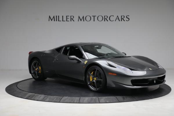 Used 2011 Ferrari 458 Italia for sale $229,900 at Aston Martin of Greenwich in Greenwich CT 06830 10