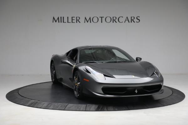 Used 2011 Ferrari 458 Italia for sale $229,900 at Aston Martin of Greenwich in Greenwich CT 06830 11