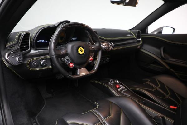 Used 2011 Ferrari 458 Italia for sale $229,900 at Aston Martin of Greenwich in Greenwich CT 06830 13