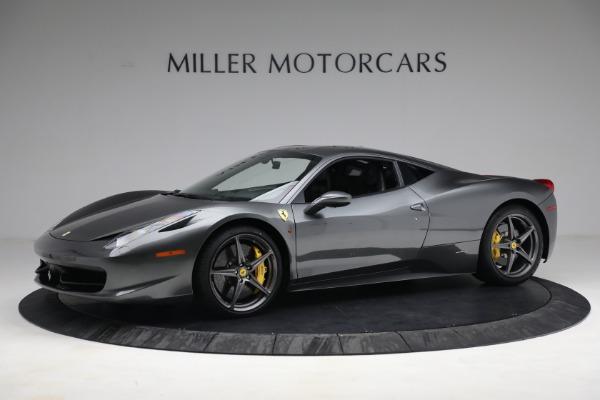 Used 2011 Ferrari 458 Italia for sale $229,900 at Aston Martin of Greenwich in Greenwich CT 06830 2