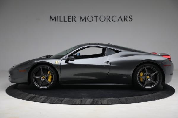 Used 2011 Ferrari 458 Italia for sale $229,900 at Aston Martin of Greenwich in Greenwich CT 06830 3
