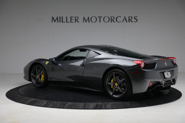 Used 2011 Ferrari 458 Italia for sale $229,900 at Aston Martin of Greenwich in Greenwich CT 06830 4
