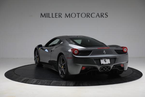 Used 2011 Ferrari 458 Italia for sale $229,900 at Aston Martin of Greenwich in Greenwich CT 06830 5