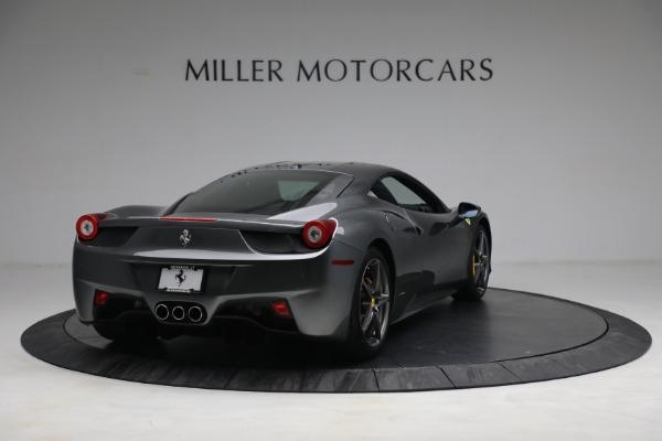 Used 2011 Ferrari 458 Italia for sale $229,900 at Aston Martin of Greenwich in Greenwich CT 06830 7
