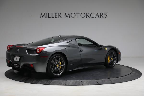 Used 2011 Ferrari 458 Italia for sale $229,900 at Aston Martin of Greenwich in Greenwich CT 06830 8