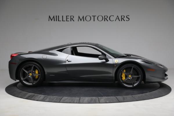 Used 2011 Ferrari 458 Italia for sale $229,900 at Aston Martin of Greenwich in Greenwich CT 06830 9