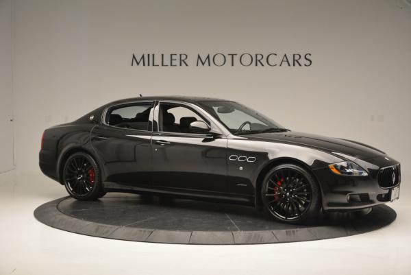 Used 2011 Maserati Quattroporte Sport GT S for sale Sold at Aston Martin of Greenwich in Greenwich CT 06830 10