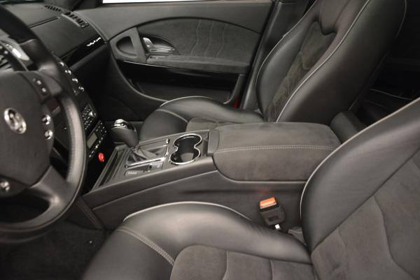 Used 2011 Maserati Quattroporte Sport GT S for sale Sold at Aston Martin of Greenwich in Greenwich CT 06830 15