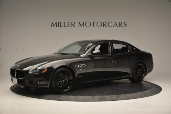 Used 2011 Maserati Quattroporte Sport GT S for sale Sold at Aston Martin of Greenwich in Greenwich CT 06830 2