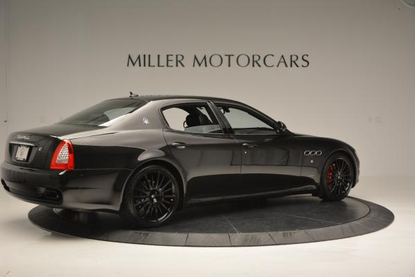 Used 2011 Maserati Quattroporte Sport GT S for sale Sold at Aston Martin of Greenwich in Greenwich CT 06830 8