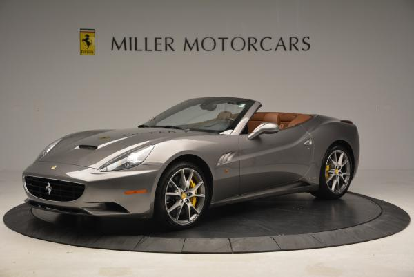 Used 2012 Ferrari California for sale Sold at Aston Martin of Greenwich in Greenwich CT 06830 2