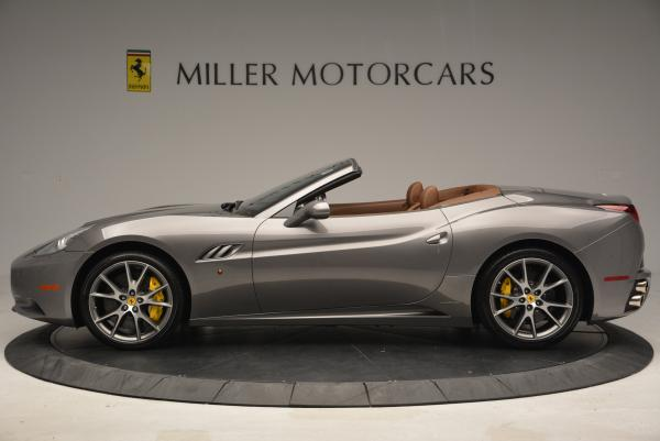 Used 2012 Ferrari California for sale Sold at Aston Martin of Greenwich in Greenwich CT 06830 3