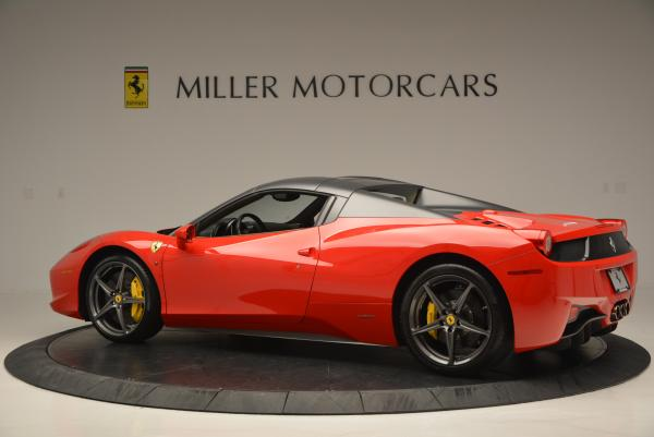 Used 2013 Ferrari 458 Spider for sale Sold at Aston Martin of Greenwich in Greenwich CT 06830 16