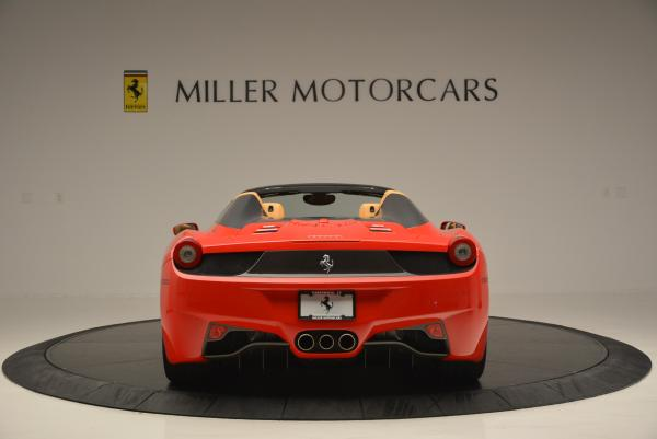 Used 2013 Ferrari 458 Spider for sale Sold at Aston Martin of Greenwich in Greenwich CT 06830 6