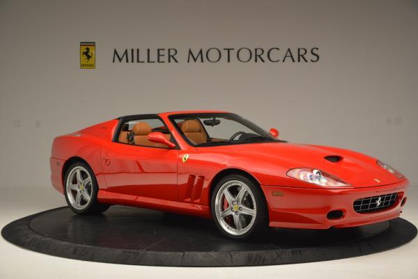 Used 2005 Ferrari Superamerica for sale Sold at Aston Martin of Greenwich in Greenwich CT 06830 10