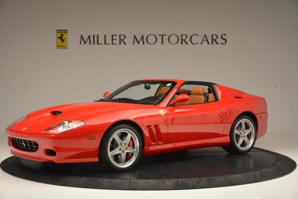 Used 2005 Ferrari Superamerica for sale Sold at Aston Martin of Greenwich in Greenwich CT 06830 2