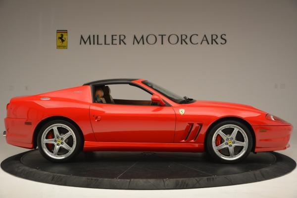 Used 2005 Ferrari Superamerica for sale Sold at Aston Martin of Greenwich in Greenwich CT 06830 21
