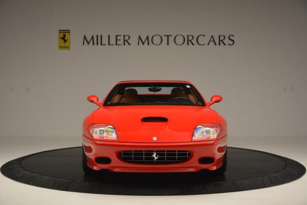 Used 2005 Ferrari Superamerica for sale Sold at Aston Martin of Greenwich in Greenwich CT 06830 24