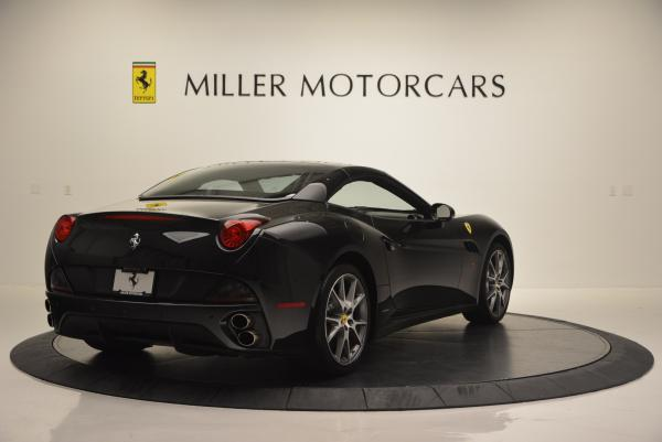 Used 2012 Ferrari California for sale Sold at Aston Martin of Greenwich in Greenwich CT 06830 19