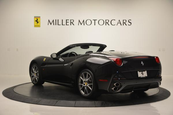 Used 2012 Ferrari California for sale Sold at Aston Martin of Greenwich in Greenwich CT 06830 5