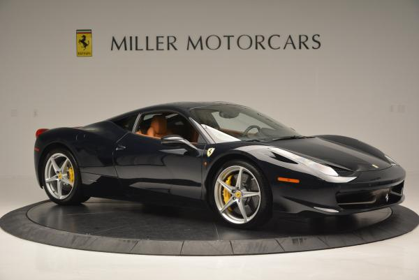 Used 2010 Ferrari 458 Italia for sale Sold at Aston Martin of Greenwich in Greenwich CT 06830 10