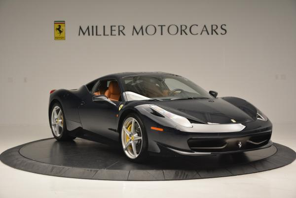 Used 2010 Ferrari 458 Italia for sale Sold at Aston Martin of Greenwich in Greenwich CT 06830 11
