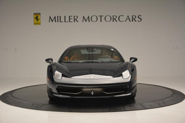Used 2010 Ferrari 458 Italia for sale Sold at Aston Martin of Greenwich in Greenwich CT 06830 12