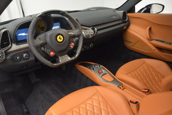 Used 2010 Ferrari 458 Italia for sale Sold at Aston Martin of Greenwich in Greenwich CT 06830 13