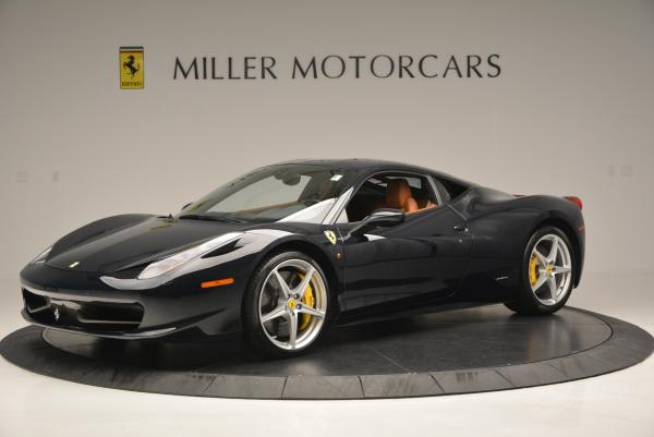 Used 2010 Ferrari 458 Italia for sale Sold at Aston Martin of Greenwich in Greenwich CT 06830 2