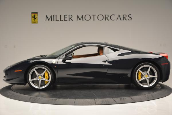 Used 2010 Ferrari 458 Italia for sale Sold at Aston Martin of Greenwich in Greenwich CT 06830 3
