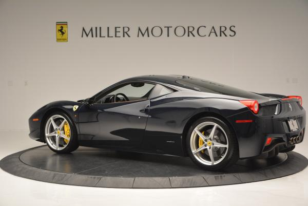 Used 2010 Ferrari 458 Italia for sale Sold at Aston Martin of Greenwich in Greenwich CT 06830 4