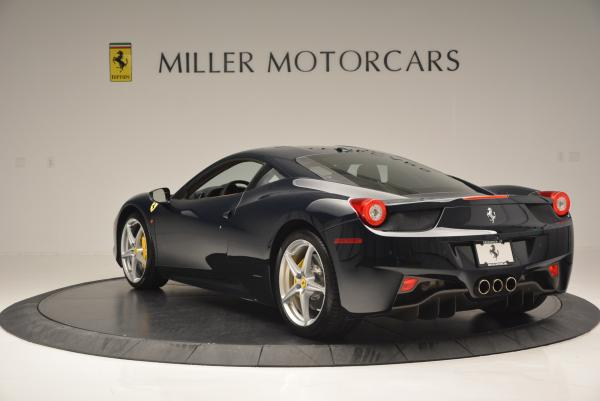 Used 2010 Ferrari 458 Italia for sale Sold at Aston Martin of Greenwich in Greenwich CT 06830 5