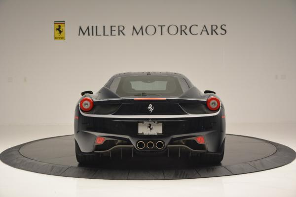 Used 2010 Ferrari 458 Italia for sale Sold at Aston Martin of Greenwich in Greenwich CT 06830 6