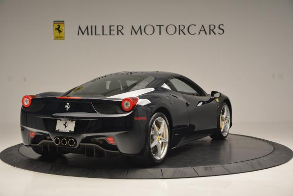 Used 2010 Ferrari 458 Italia for sale Sold at Aston Martin of Greenwich in Greenwich CT 06830 7