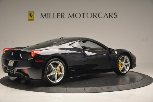 Used 2010 Ferrari 458 Italia for sale Sold at Aston Martin of Greenwich in Greenwich CT 06830 8