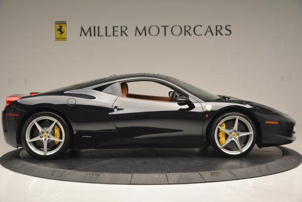 Used 2010 Ferrari 458 Italia for sale Sold at Aston Martin of Greenwich in Greenwich CT 06830 9