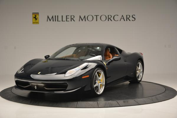 Used 2010 Ferrari 458 Italia for sale Sold at Aston Martin of Greenwich in Greenwich CT 06830 1