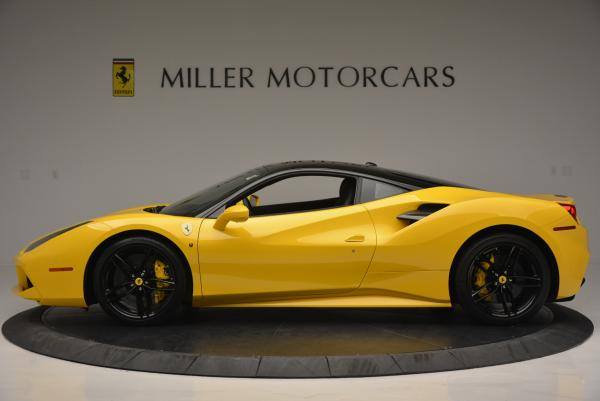 Used 2016 Ferrari 488 GTB for sale Sold at Aston Martin of Greenwich in Greenwich CT 06830 3