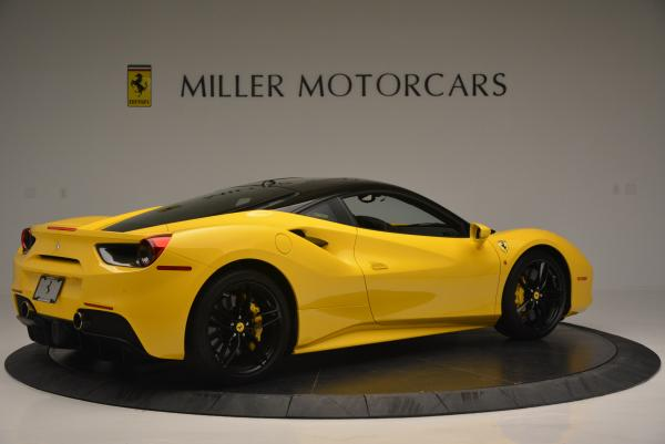 Used 2016 Ferrari 488 GTB for sale Sold at Aston Martin of Greenwich in Greenwich CT 06830 8