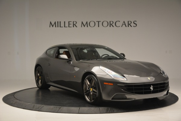 Used 2014 Ferrari FF Base for sale Sold at Aston Martin of Greenwich in Greenwich CT 06830 11