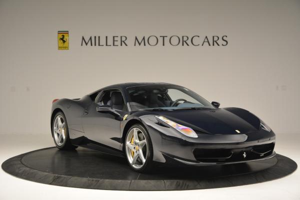 Used 2012 Ferrari 458 Italia for sale Sold at Aston Martin of Greenwich in Greenwich CT 06830 11