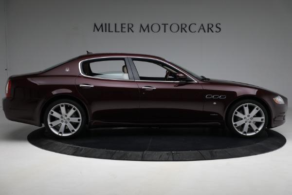 Used 2011 Maserati Quattroporte for sale Sold at Aston Martin of Greenwich in Greenwich CT 06830 10