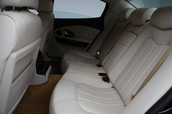 Used 2011 Maserati Quattroporte for sale Sold at Aston Martin of Greenwich in Greenwich CT 06830 19