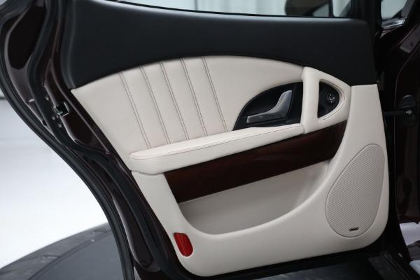 Used 2011 Maserati Quattroporte for sale Sold at Aston Martin of Greenwich in Greenwich CT 06830 21