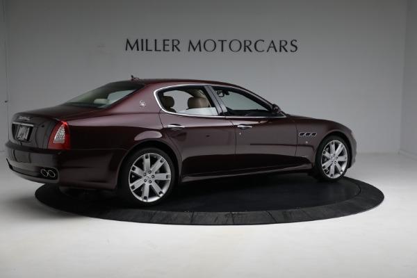 Used 2011 Maserati Quattroporte for sale Sold at Aston Martin of Greenwich in Greenwich CT 06830 9