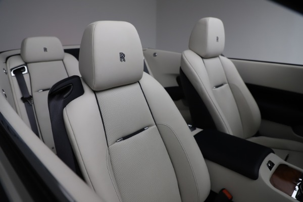 Used 2016 Rolls-Royce Dawn for sale Sold at Aston Martin of Greenwich in Greenwich CT 06830 26