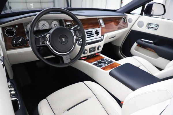 Used 2016 Rolls-Royce Dawn for sale Sold at Aston Martin of Greenwich in Greenwich CT 06830 27